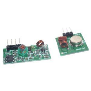 315 МГц передатчик и приемник
