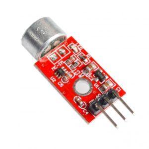 Голосовой модуль с микрофоном на MAX 9812