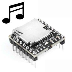 модуль MP3 плейера для ардуино и др.